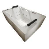 BRESCIA bathtub 180x120cm by Acquaidro (Royo Group)