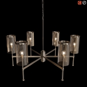 Stem Chandelier with Chain