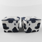 Cow Sofa Stool