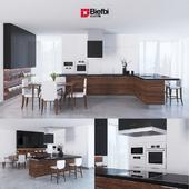 Kitchen set from Elba System Biefbi