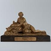 Amphitrite small statue