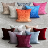 Tarus Velvet Decorative Pillows