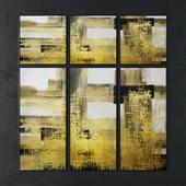 Valona Triptych   Set 3