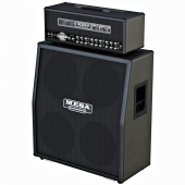 Stack Guitar Mesa Boogie Triple Rectifier + 4x12 cab