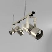 Технический свет для бутика