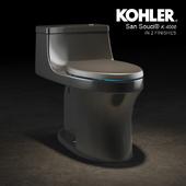 KOHLER- San Souci- Touchless Toilet- 2 finishes