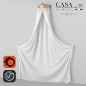 The Casa + 39 - Prestige - Crown + Canopy (art 718)