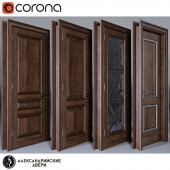 александрийские двери