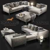 Диван Napoli Sofa Club