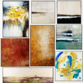 Collection of paintings John - Richard