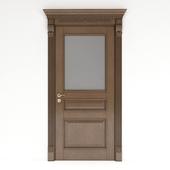 дверь межкомнатная со стеклом 900