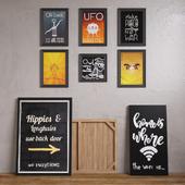 Интерьерные Таблички (Interiors Nameplates)