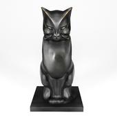 Cat Art Deco (EICHHOLTZ)