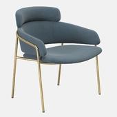 Debi Strike Lounge armchair