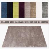 Asiatic Bellagio Modern Rug Zinc