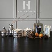 Kelly Hoppen | Lyra Candle set