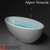 Ванна Alpen Venecia , Смеситель Grohe Atrio