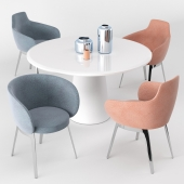 ROC Chair, CONIC Table