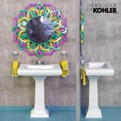 Раковина Kohler Memoirs Pedestal