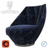 Visionnare Sontag armchair