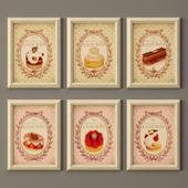 Vintage dessert -4
