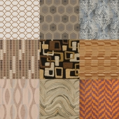 Textile factory Stroheim_Geometric Abstract vol 2