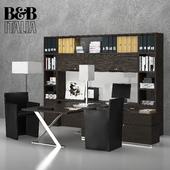 Writing_desk_AC_EXECUTIVE_B&B_Italia