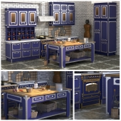 "Kitchen ""Liverpool"" RODA"