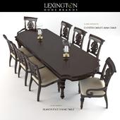 стол и стулья Lexington