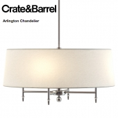 Crate and Barrel / Arlington Chandelier