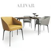 ALIVAR / Denise and Liuto Round