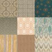 Textile factory Stroheim_Geometric Abstract vol 3