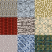 Textile factory Stroheim_Geometric Abstract vol 4