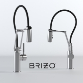 Brizo Solna Articulating Kitchen Faucet