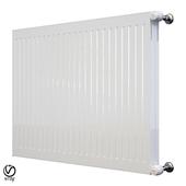 The steel radiator