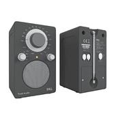 Tivoli Audio PAL Grey radio