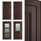 Massivstyle Interier CHOCOLATE Door 01
