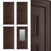 Massivstyle Interier CHOCOLATE Door 02