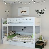 Flexa Bunk Bed 2