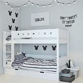 Flexa Bunk Bed 1
