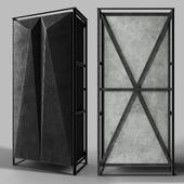 Gotham Double Bookcase