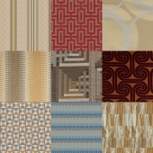 Textile factory Stroheim_Geometric Abstract vol 5