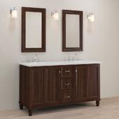 """Мебель в ванную: """"Damask"""" KOHLER"""