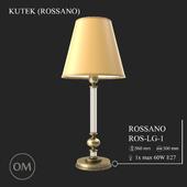 KUTEK (ROSSANO) ROS-LG-1