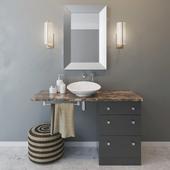 set bathroom
