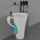 Washbasin Cup Cup from Artceram