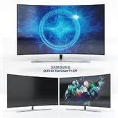 Samsung QLED 4K Curved Smart TV Q8C