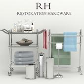 Restoration Hardware bathroom acsessories 4
