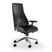 Flash Furniture EXECUTIVE SWIVEL OFFICE CHAIR