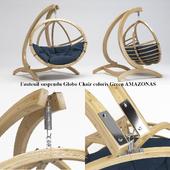 Fauteuil suspendu Globo Chair coloris Green AMAZONAS